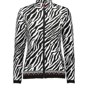 Cmp cardigan donna zebrato - Franceschi Sport