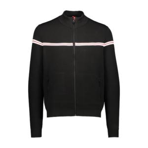 Cmp Man Sweat Knitted PP nero - Franceschi Sport