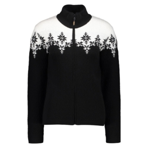 cmp woman knitted jacket - Franceschi Sport