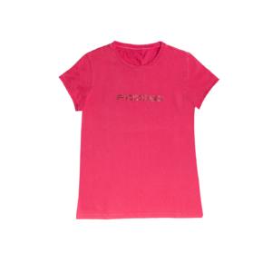 Podhio T-shirt Donna Glitter Fuxia